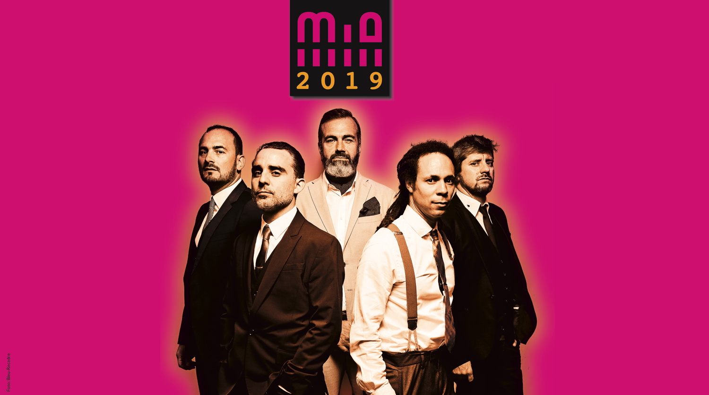 Electro Deluxe | Jazz & Funk (F) | MIA Festival 2019